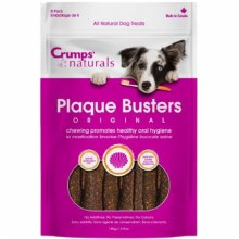 Plaque Busters Original with Sweet Potato, Pack of 8