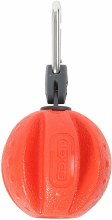 Off-Leash Reaction Ball Floating Dog Toy with Removable Leash Attachment