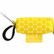 Yellow with Hexagon