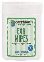 Deodorizing Ear Wipes, Pack of 25 Wipes