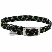 Collar, Black & Green