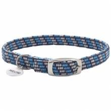 Collar, Grey & Blue