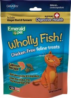 Wholly Fish | Salmon Plus Digestive Health 3oz