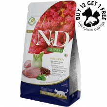 Digestion Quinoa & Lamb 1.5kg