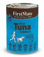 Wild Tuna Formula, Case of 12, 345g Cans