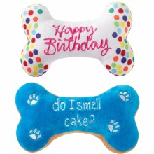 "Birthday Bone Cookies - ""Bone-A-Pet-Treat"""
