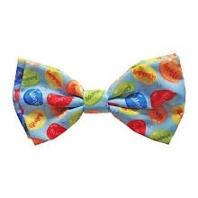 Party Bow-tie Blue, Extra-large