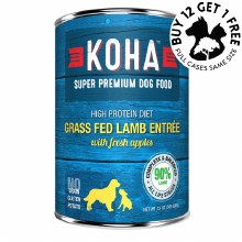 Grass Fed Lamb Entree, Case of 12, 13oz Cans