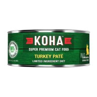 Turkey Pate, Case of 24, 5.5oz Cans