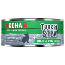 Turkey Stew, Case of 24, 5.5oz Cans