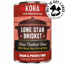 Lone Star Brisket Slow Cooked Stew 12.7oz, case of 12