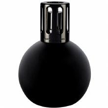 Round Black Lamp