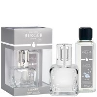 Ice Cube Lampe Clear Gift Set