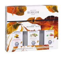 Seasonal Lamp Fragrance Trio Pack, Pack of 3, 180ml refills