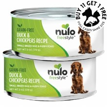 Duck Small Breed, Case of 24 5.5oz Cans