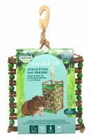Enriched Life | Apple Stick Hay Feeder