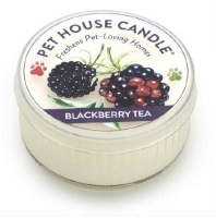 Blackberry Tea Mini Candle
