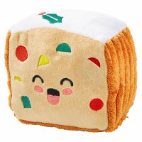 Holly Jolly Fruit Cake Toy
