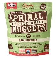 Freeze Dried Quail 14oz