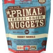 Freeze-Dried Rabbit Formula 5.5oz