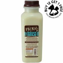 Raw Goat Milk 16oz
