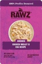 Shredded Chicken Breast & Egg Recipe