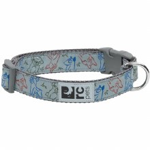 Clip Collar, Doodle Dogs, Large