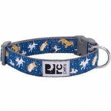 Clip Collar, Space Dogs, Medium