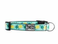 Clip Collar, Pineapple Parade, Medium