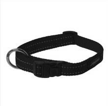 Collar, Large (Fanbelt), Black