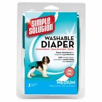 Washable Female Diaper, Medium