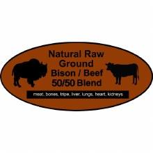 Beef & Bison Blend