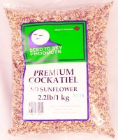Premium Cockatiel 1kg