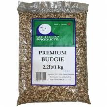 Premium Budgie 1kg