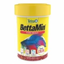Betta Min Flakes