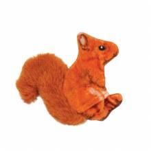 Turbo Life-like Orange Squirrel
