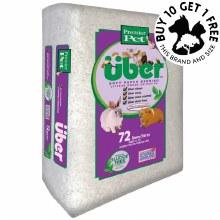 Uber Soft Paper Bedding White 72L