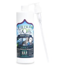 Ultra Oil Skin and Coat Supplement for Dogs and Cats 16oz