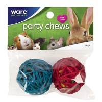 Party Chews, Pack of 2