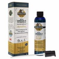 Wild Omega - 3 Fish Oil with Natural Vitamin E 16oz