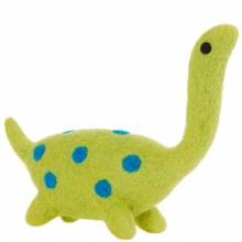 Wool Dinosaur, Green