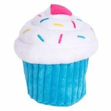 Birthday Cupcake, Blue