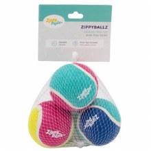 Zippy Ballz, 3 Pack
