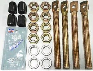 SnowDogg Spring Mount Hardware Kit