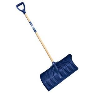 Snow Shovel 24 D-handle