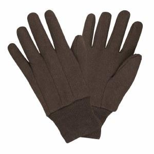 Glove Brown Jersey