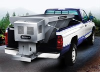 SaltDogg 6', 1.5 cu. yd. Stainless Steel Gas Spreader