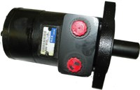 Motor Hydraulic 2-bolt 14.1