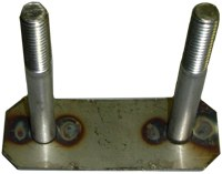 SaltDogg Vibrator Bracket Long Side