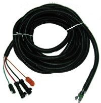 Buyers Main Harness w/Vibrator Wiring